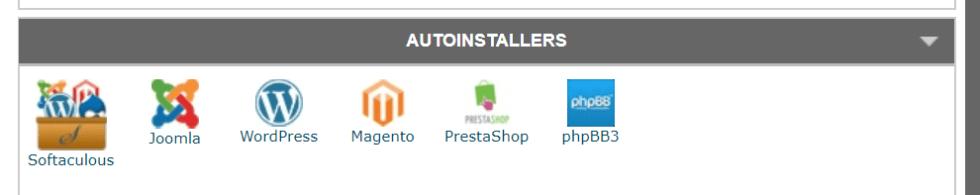 WordPress Autoinstaller
