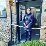 John Dilley shop opening