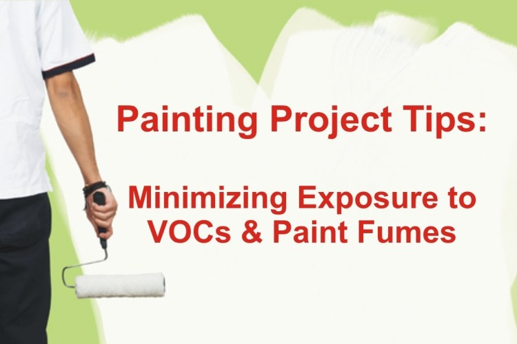 How to Reduce the New Paint Odor When Painting Indoors