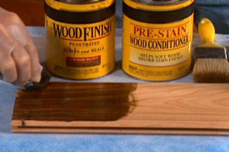 Tips for Applying Stain and Finish to Your Woodworking Projects