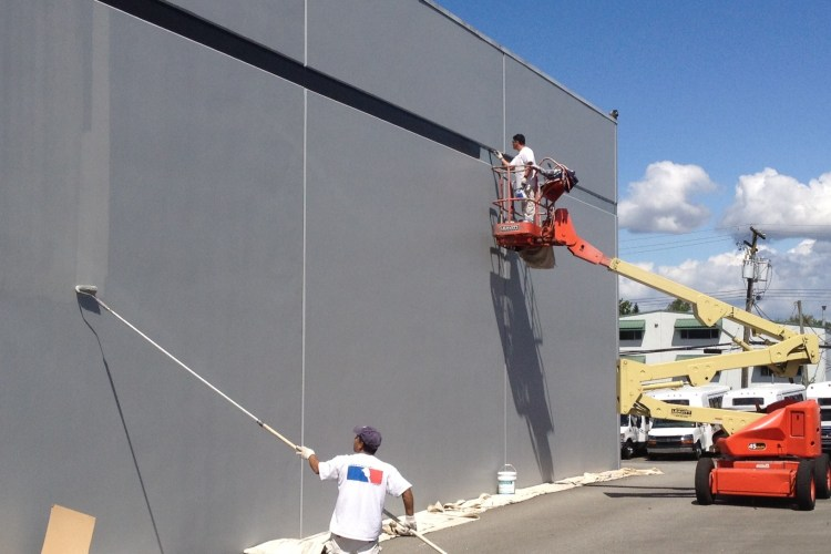 Why Commercial Painting Contractors Are Necessary
