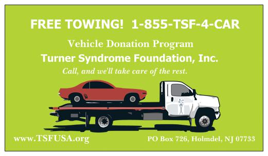 vehicle donation card