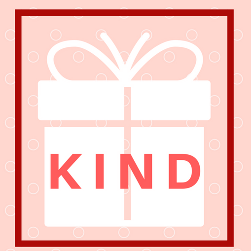 in-kind donations