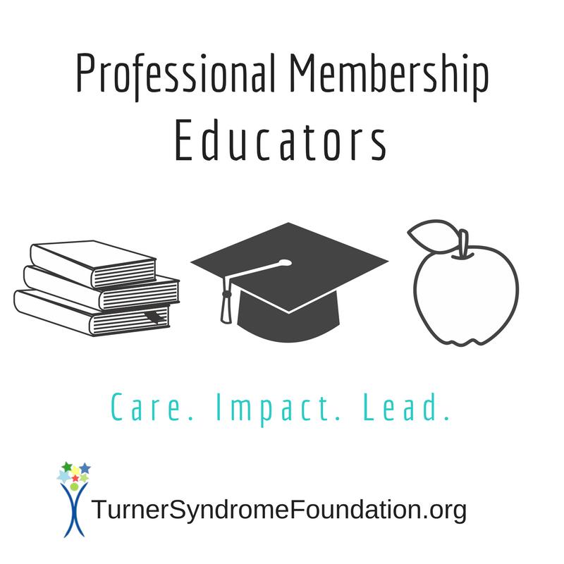 turner syndrome educator membership
