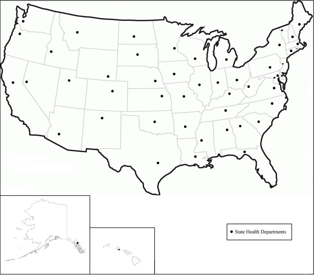 US Health Departments