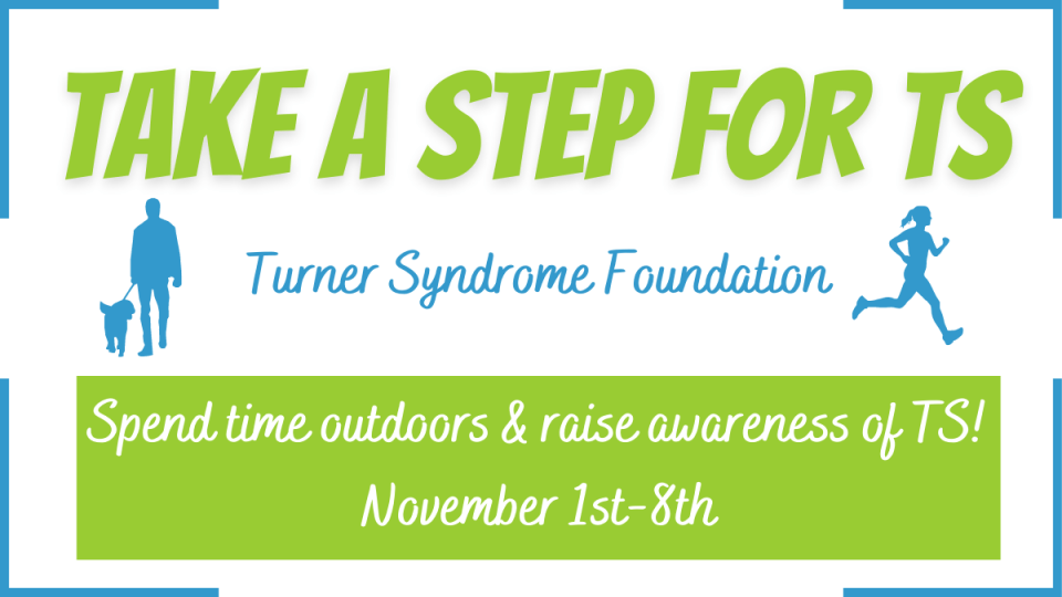 Virtual Walk Run Turner syndrome