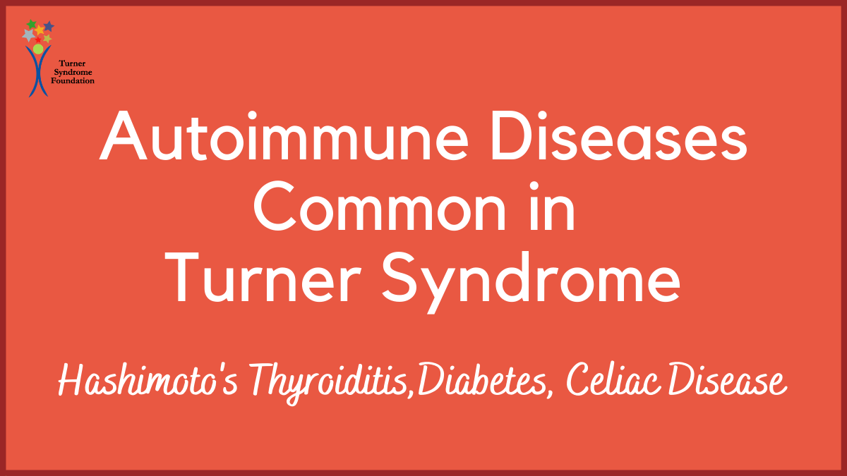 autoimmune diseases common in turner syndrome