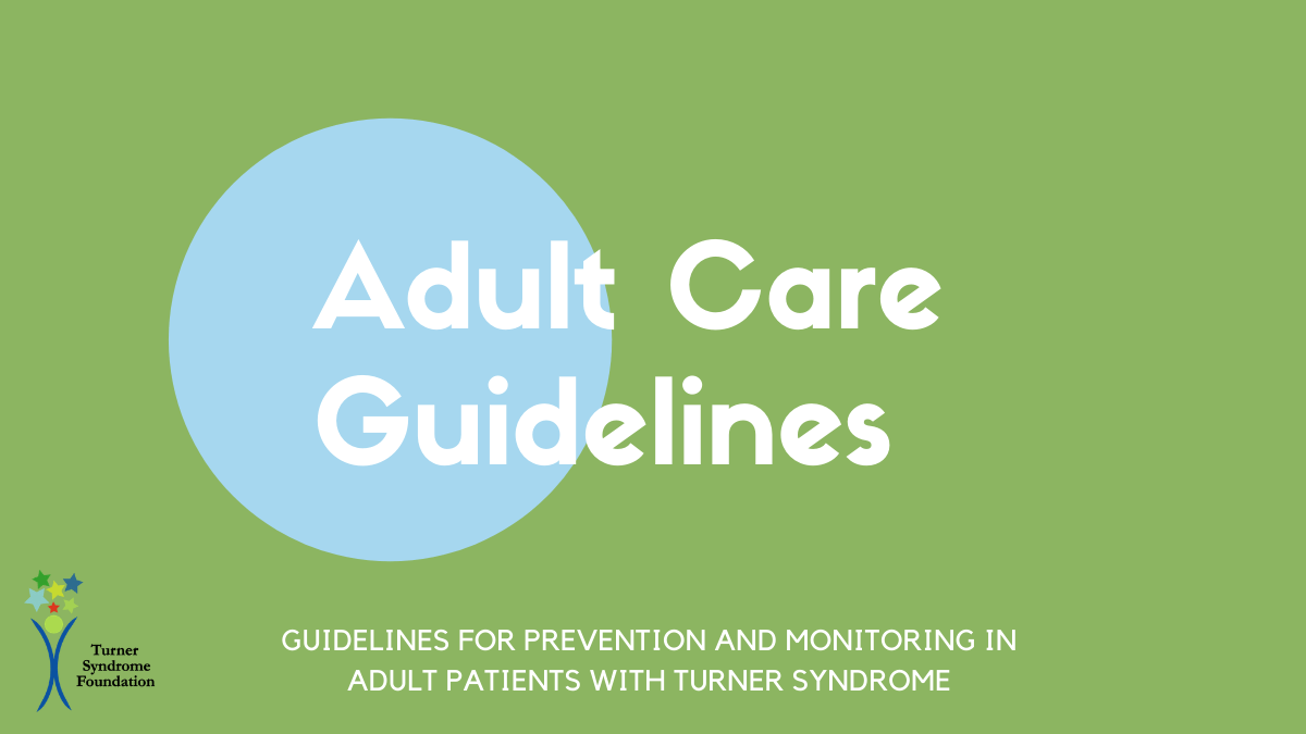 adult care guidelines