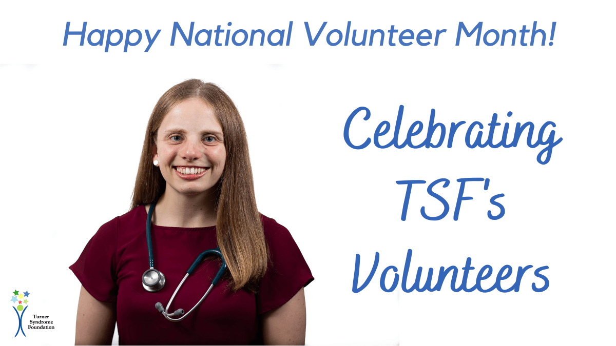 celebrating TSF's volunteers