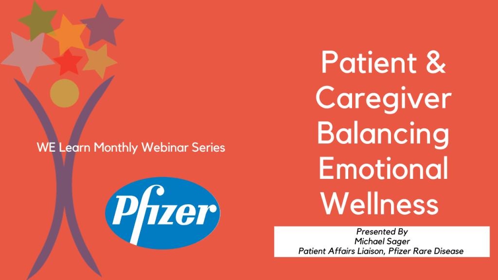 Webinar Balancing Emotional Wellness