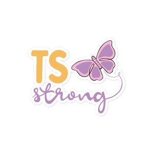 TS Strong Butterfly