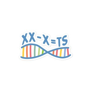XX-X=TS