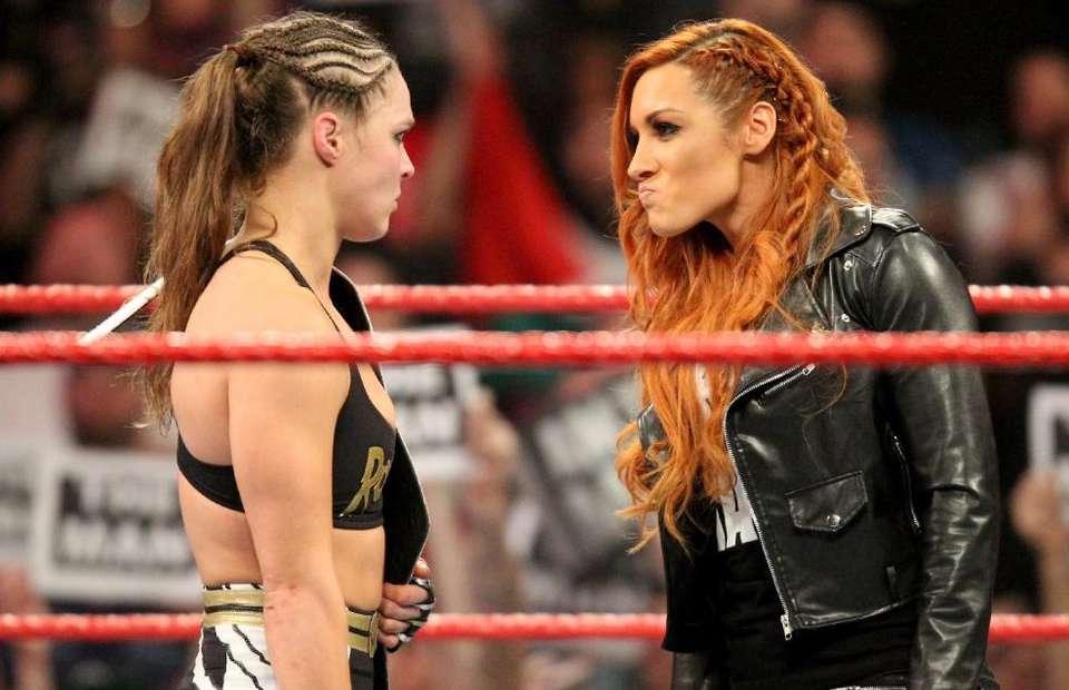 Continúa la guerra entre Becky Lynch y Ronda Rousey en Redes Sociales