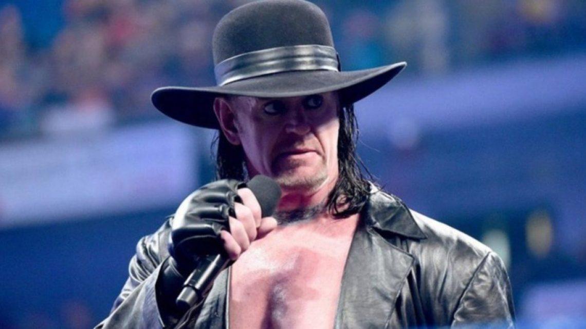 "The Undertaker revela los planes sobre ""The Eggman"""