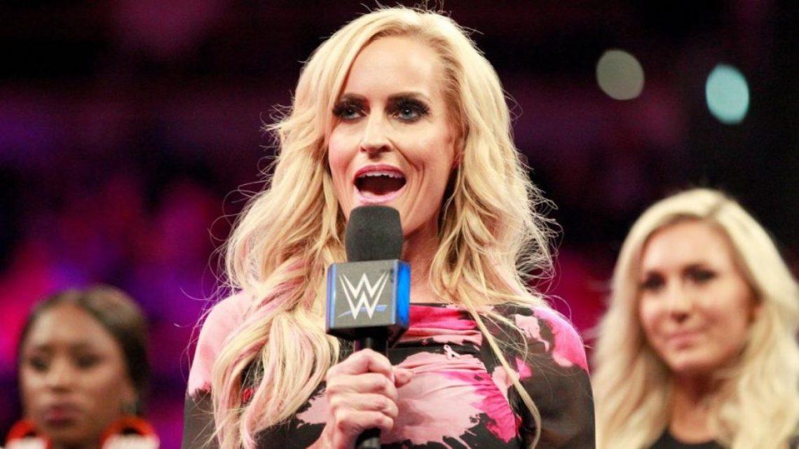 Dana Warrior se une en el equipo creativo de WWE