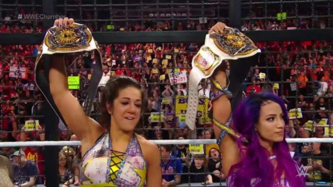 """Bayley: """"Queremos defender nuestros títulos en NXT"""""""