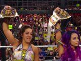 Bayley Queremos defender nuestros títulos en NXT. Descubre como habla la actual campeona por parejas de al división de parejas femenina