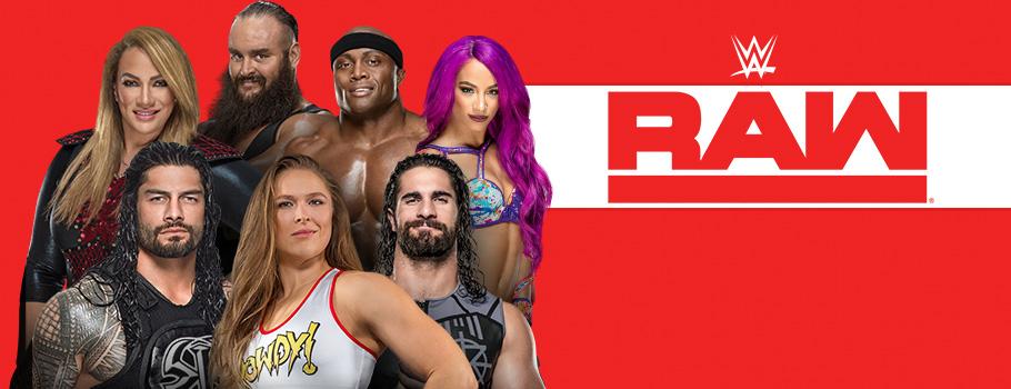 Posible combate titular la próxima semana en RAW