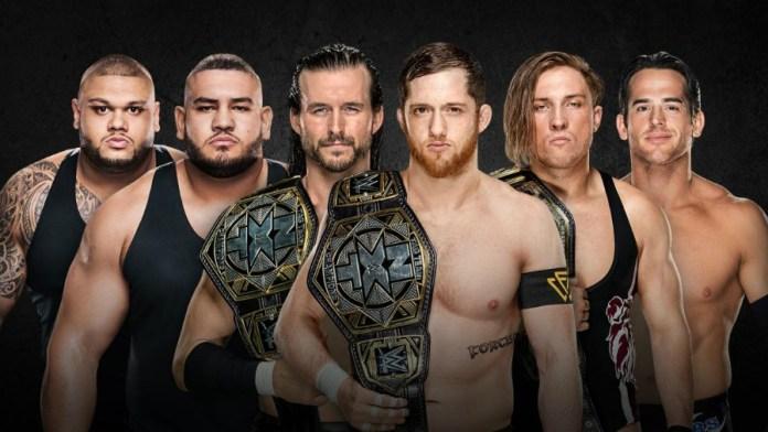 Adam Cole podría hacer historia en NXT