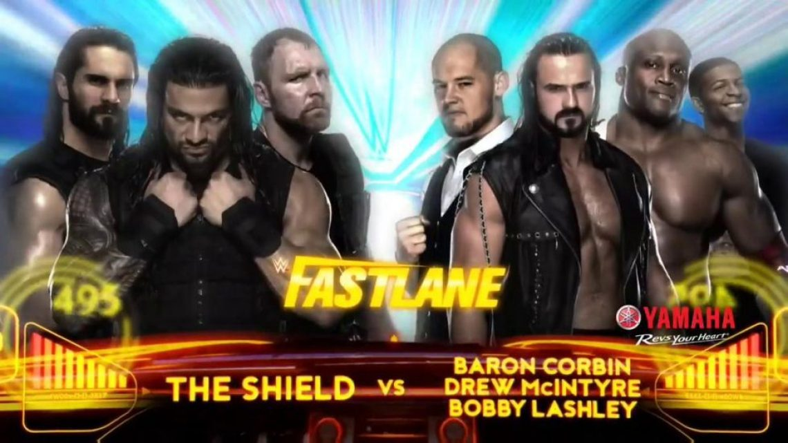 The Shield estará de regreso en Fastlane