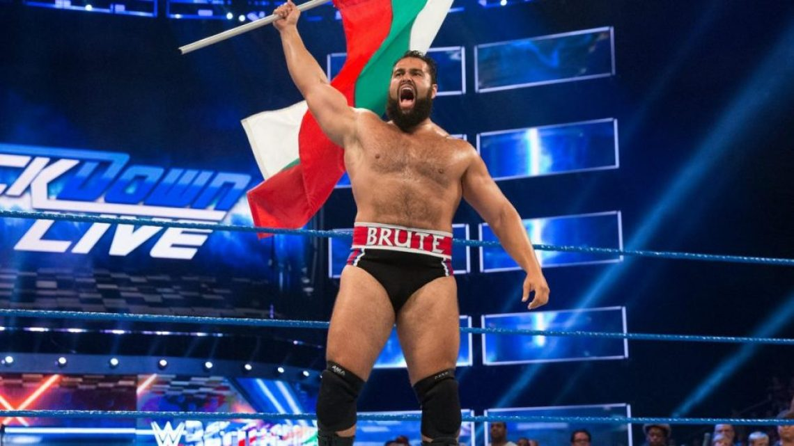 Rusev iguala un record negativo en la WWE