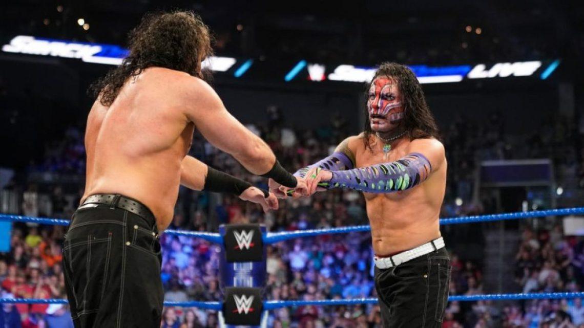 The Hardy Boys podrían enfrentar a The Usos en WrestleMania