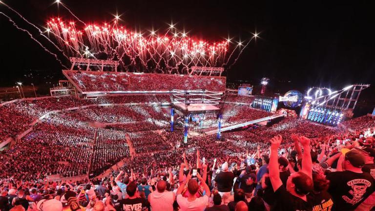 Mejores escenarios de WrestleMania