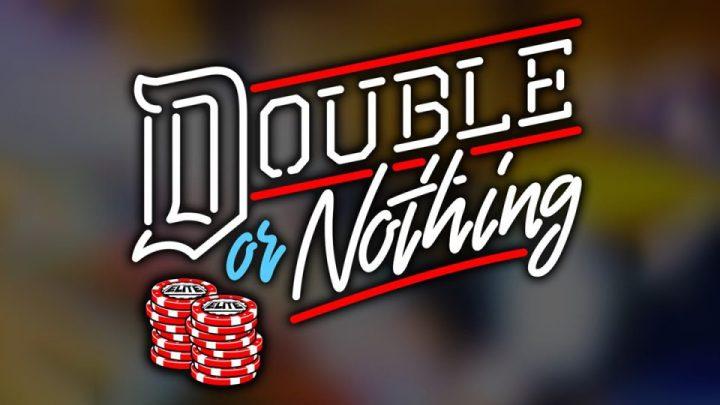 Primera imagen del set de Double Or Nothing