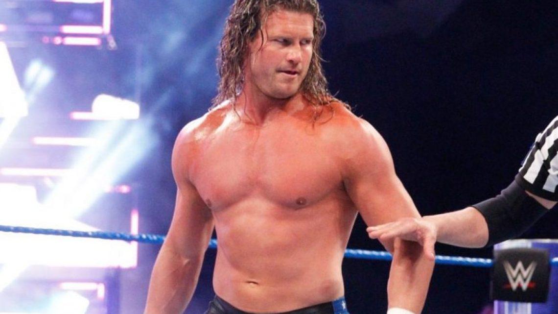 Dolph Ziggler actualiza su estado con WWE