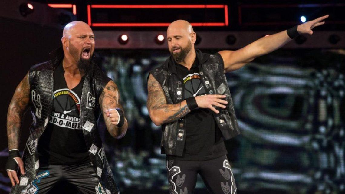 Luke Gallows y Karl Anderson podrían abandonar WWE
