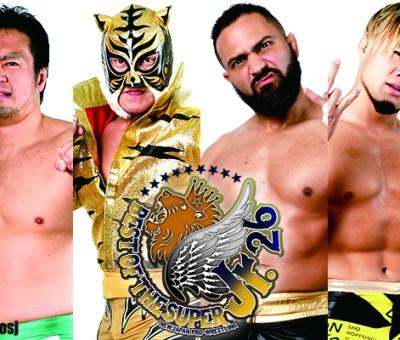 NJPW ha confirmado los participantes para Best of the Super Jrs