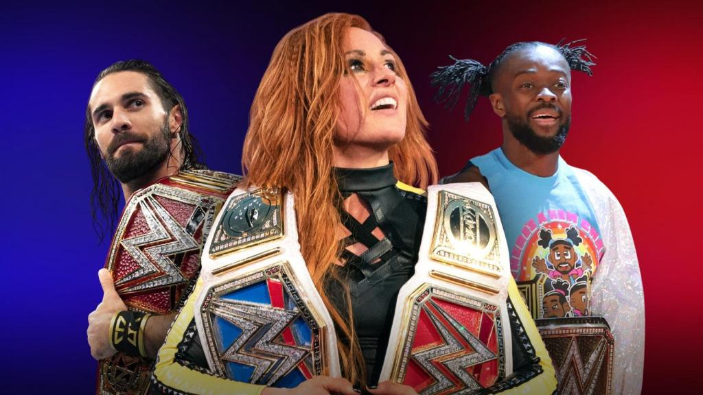 Previa WWE SmackDown: 16 de abril de 2019