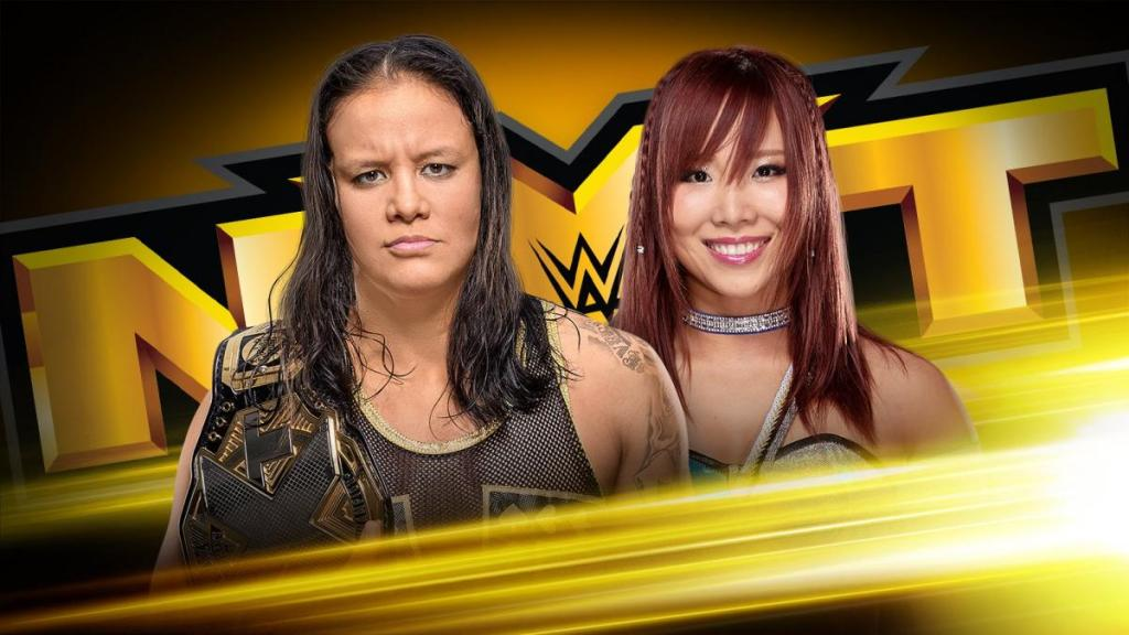 Previa WWE NXT: 17 de abril de 2019