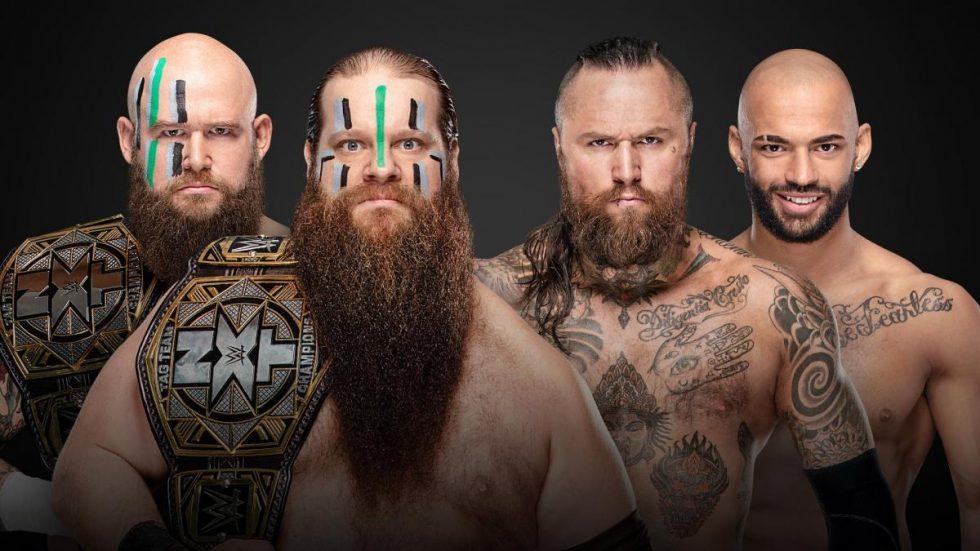 Previa NXT TakeOver: New York