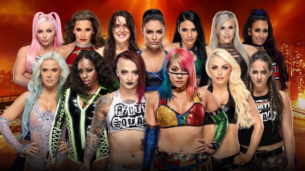 Previa de WrestleMania 35: Las mujeres al poder