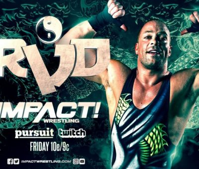 Impact Wrestling Resultados de 3 Mayo