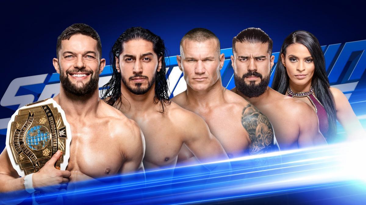 SmackDown Resultados 14 de mayo