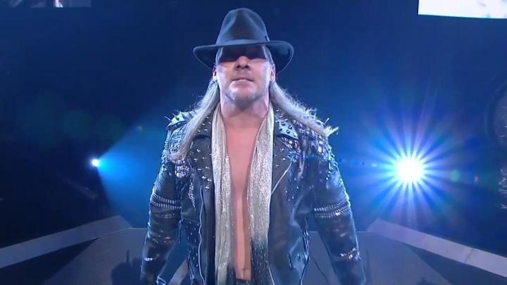 Chris Jericho vence a Kenny Omega en Double Or Nothing