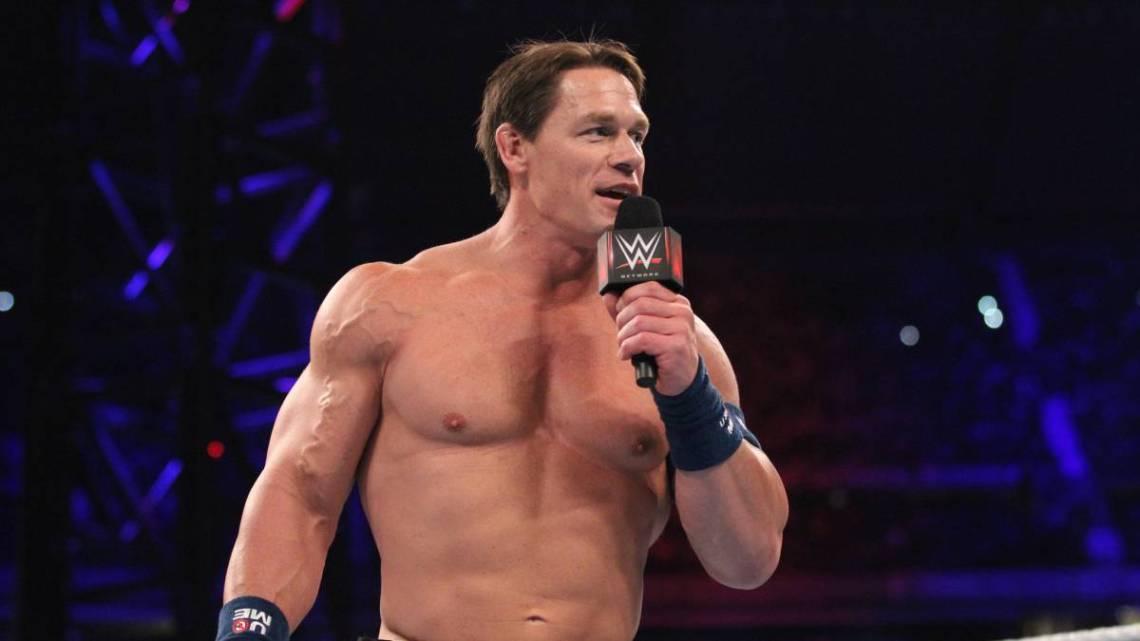 John Cena defiende a los escritores de WWE