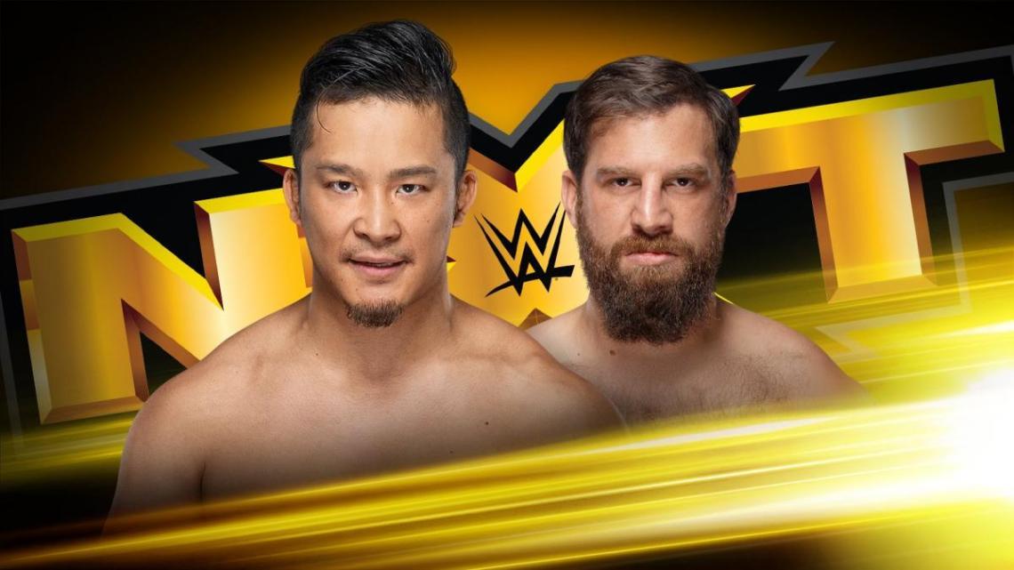WWE NXT: Resultados en directo 12 de junio