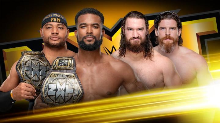 WWE NXT: Resultados en directo 26 de junio
