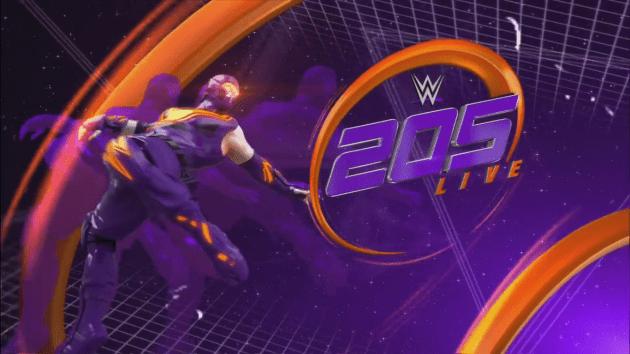Resultados WWE 205 Live 25 junio 2019