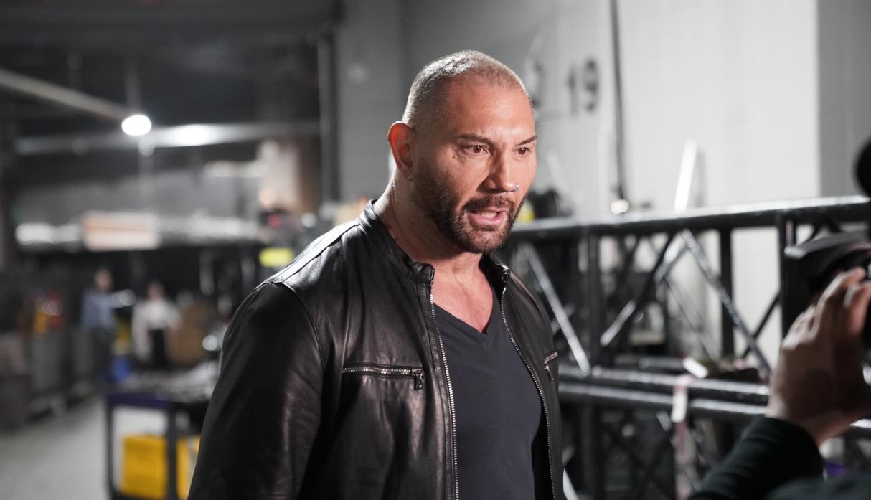 Batista AEW WrestleMania