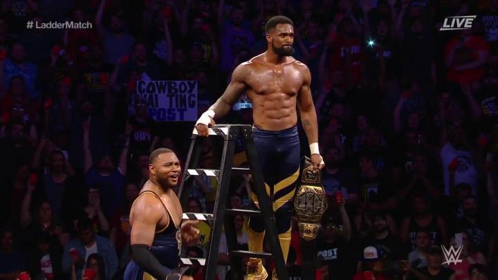Street Profits se convierten en los nuevos campeones por parejas de NXT