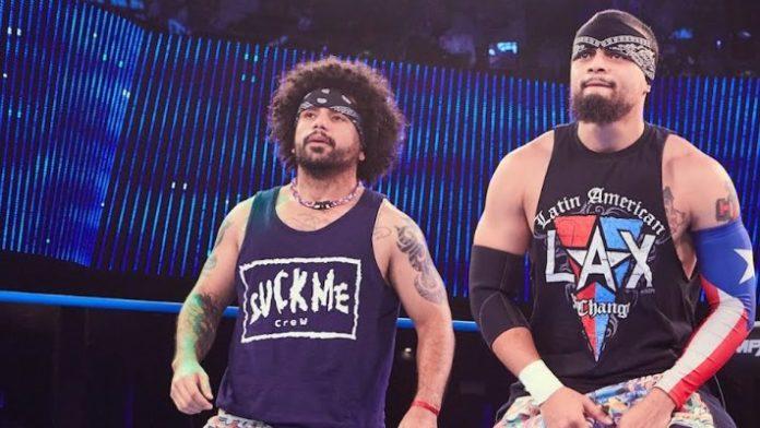 El equipo de Impact Wrestling LAX levanta pasiones en AEW y WWE