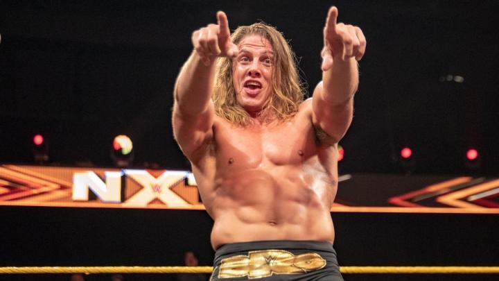 Matt Riddle podría llegar al roster principal de WWE en poco tiempo