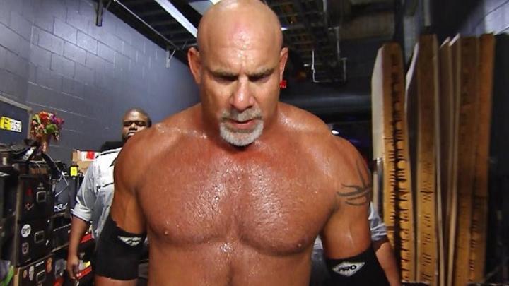 ¿Estaría Goldberg dispuesto a volver al ring?