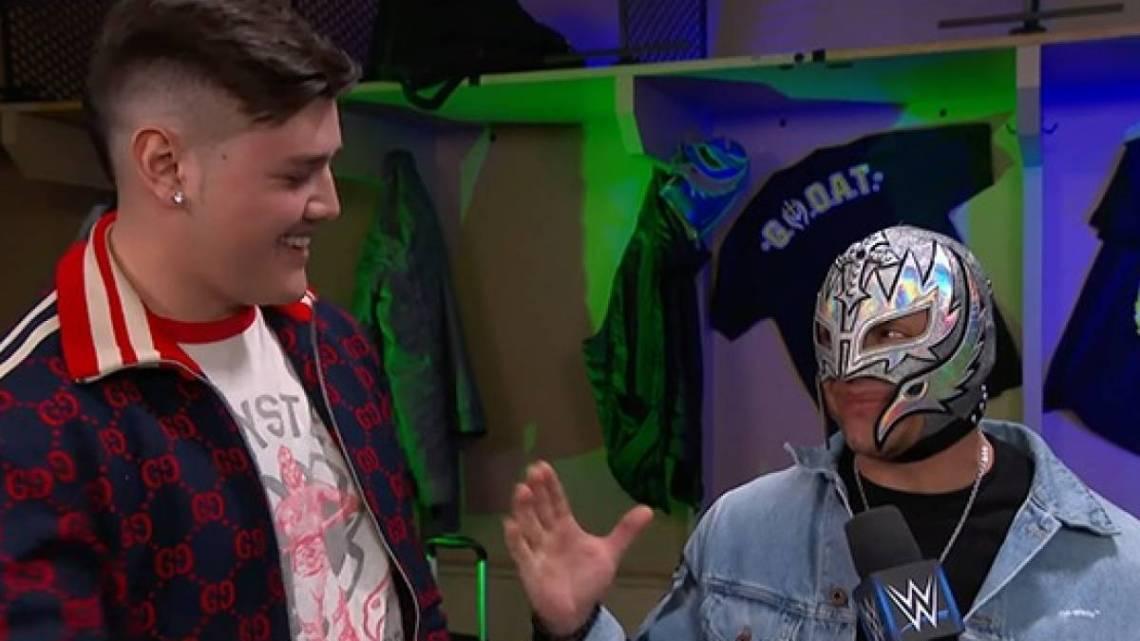 Rey Mysterio habla sobre el posible fichaje de su hijo Dominick por WWE
