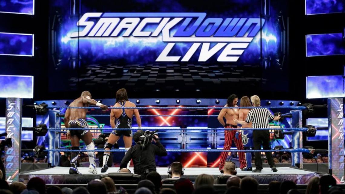 SmackDown tendrá nuevo logo cuando pase a FOX