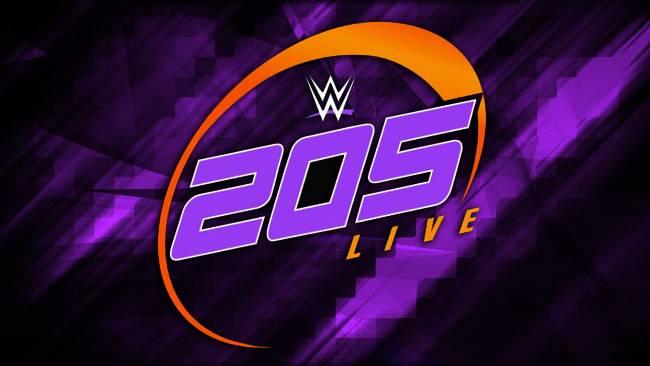 Resultados WWE 205 Live 2 julio 2019